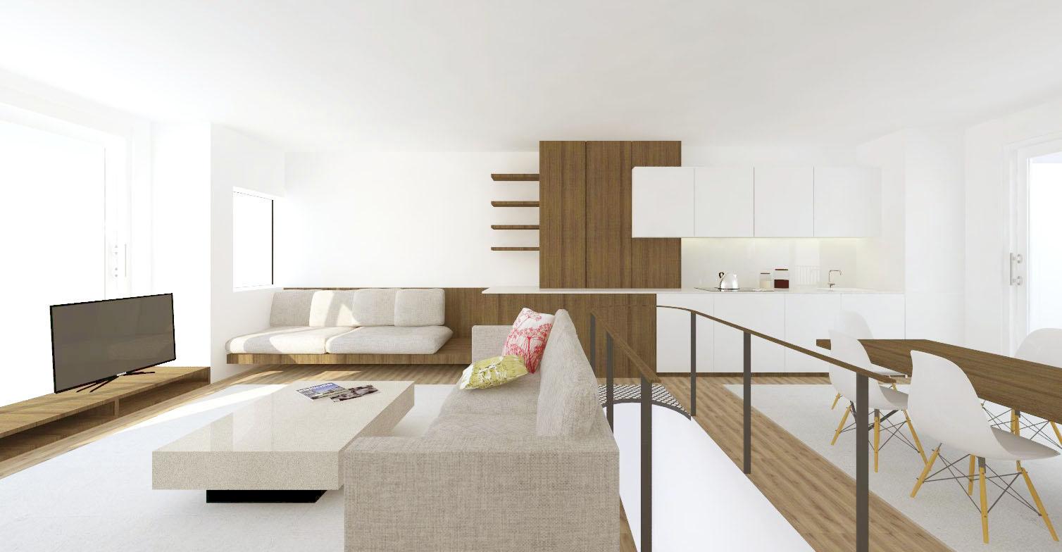 Arquitectura e dise o interior en barcelona y sitges for Home design agency barcelona