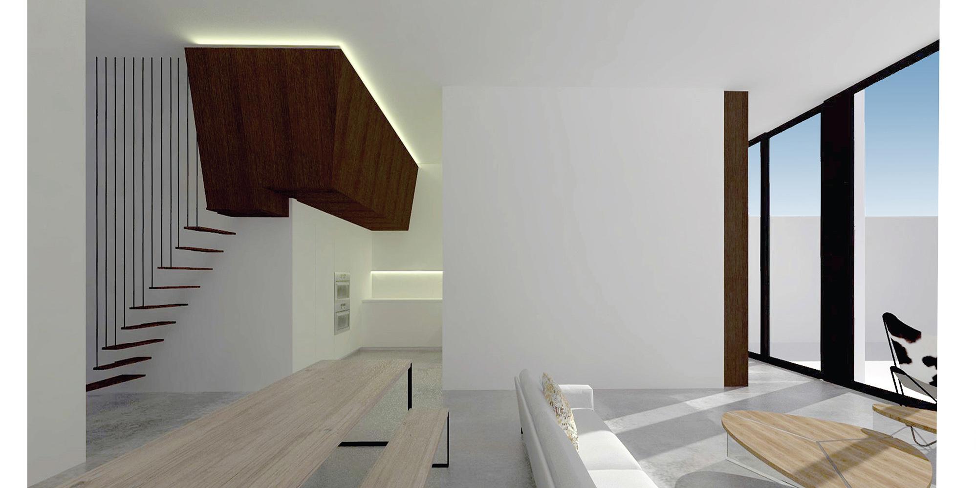 Arquitectura y dise o de interiores en barcelona y sitges - Diseno de interiores barcelona ...