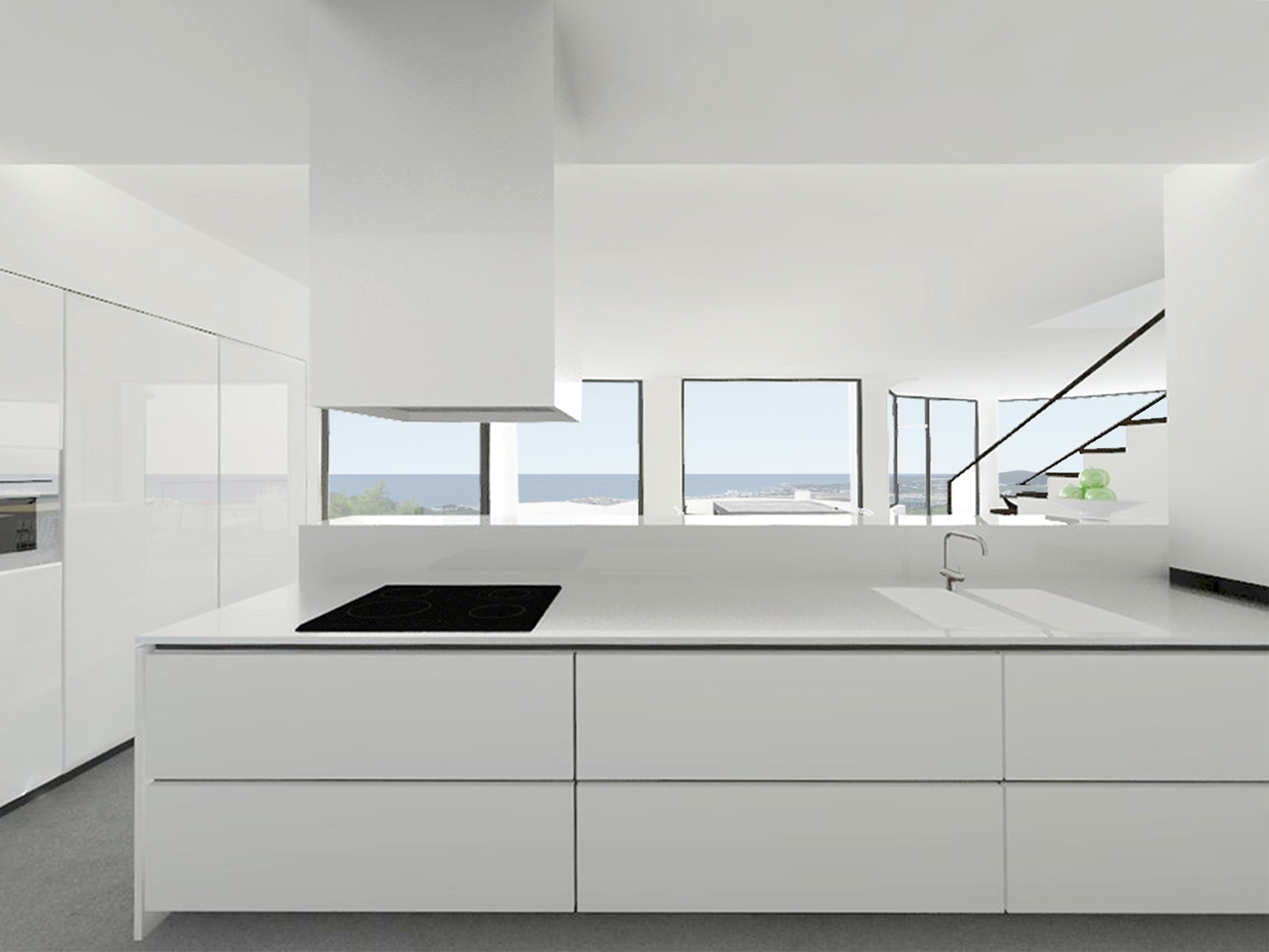 Architecture and interior design in sitges and barcelona for Home design agency barcelona