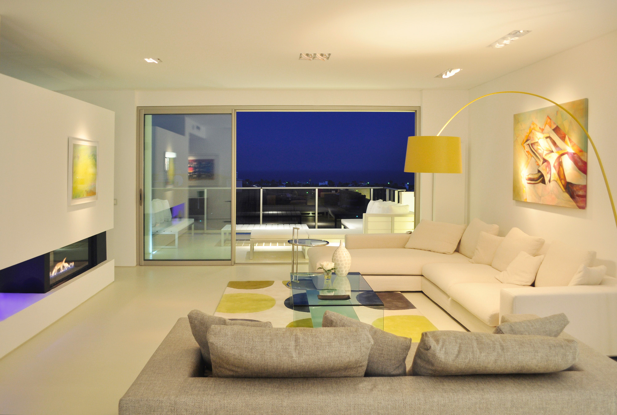 Modern living rooms: designs and ideas - RARDO-Architects