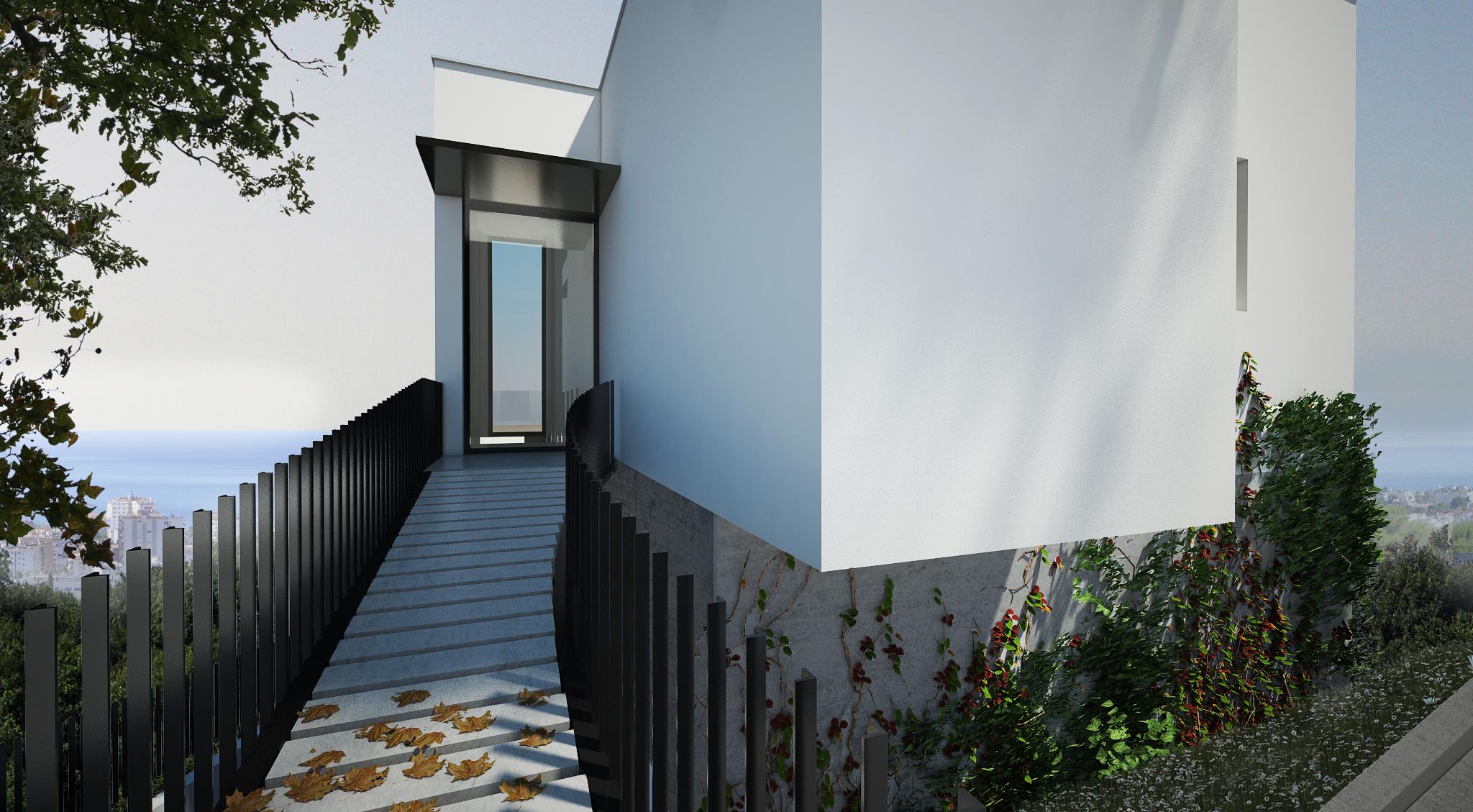 Barcelona Sitges Proyecto de casa
