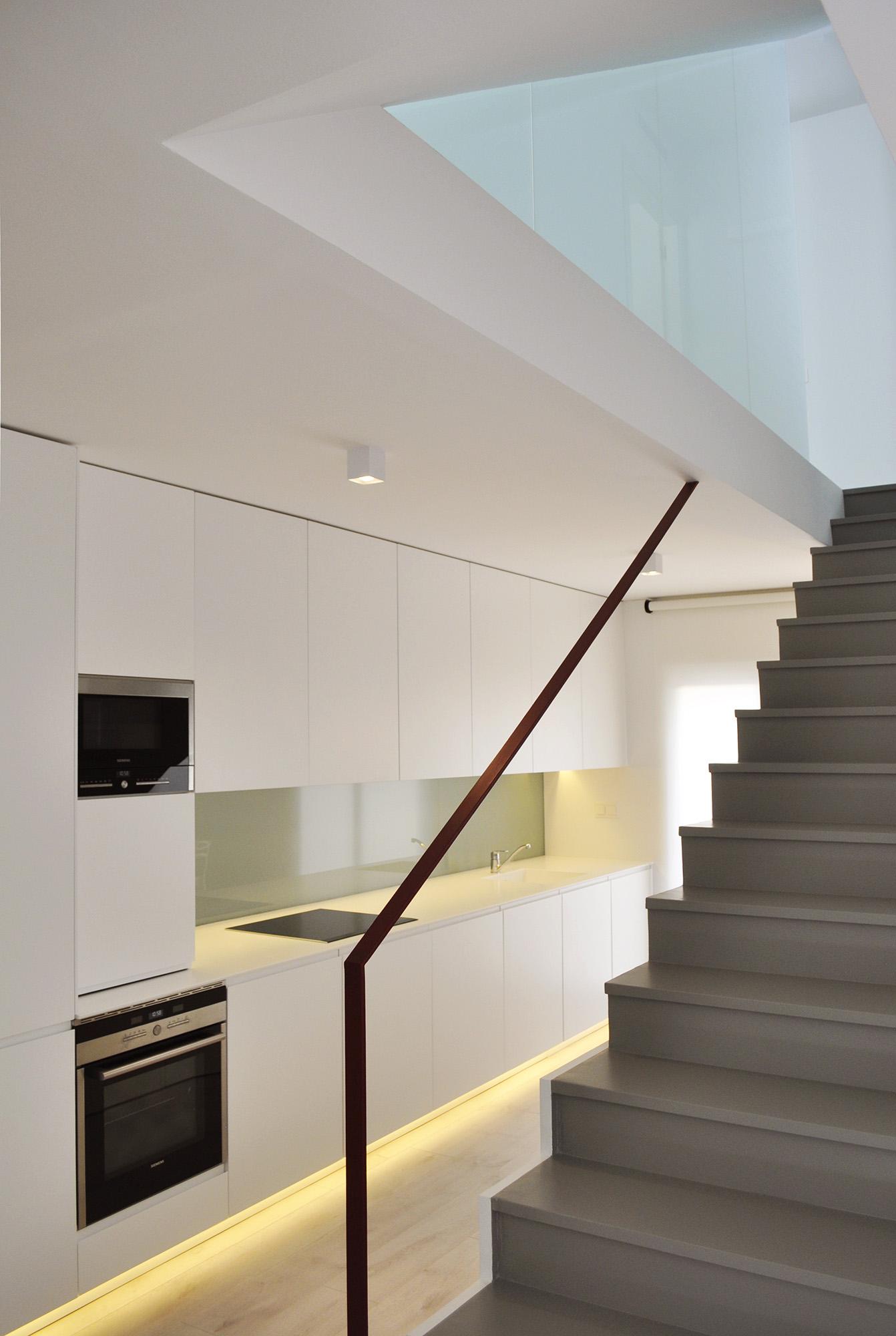 Las cocinas el centro del hogar rardo architects for Cocinas modernas barcelona