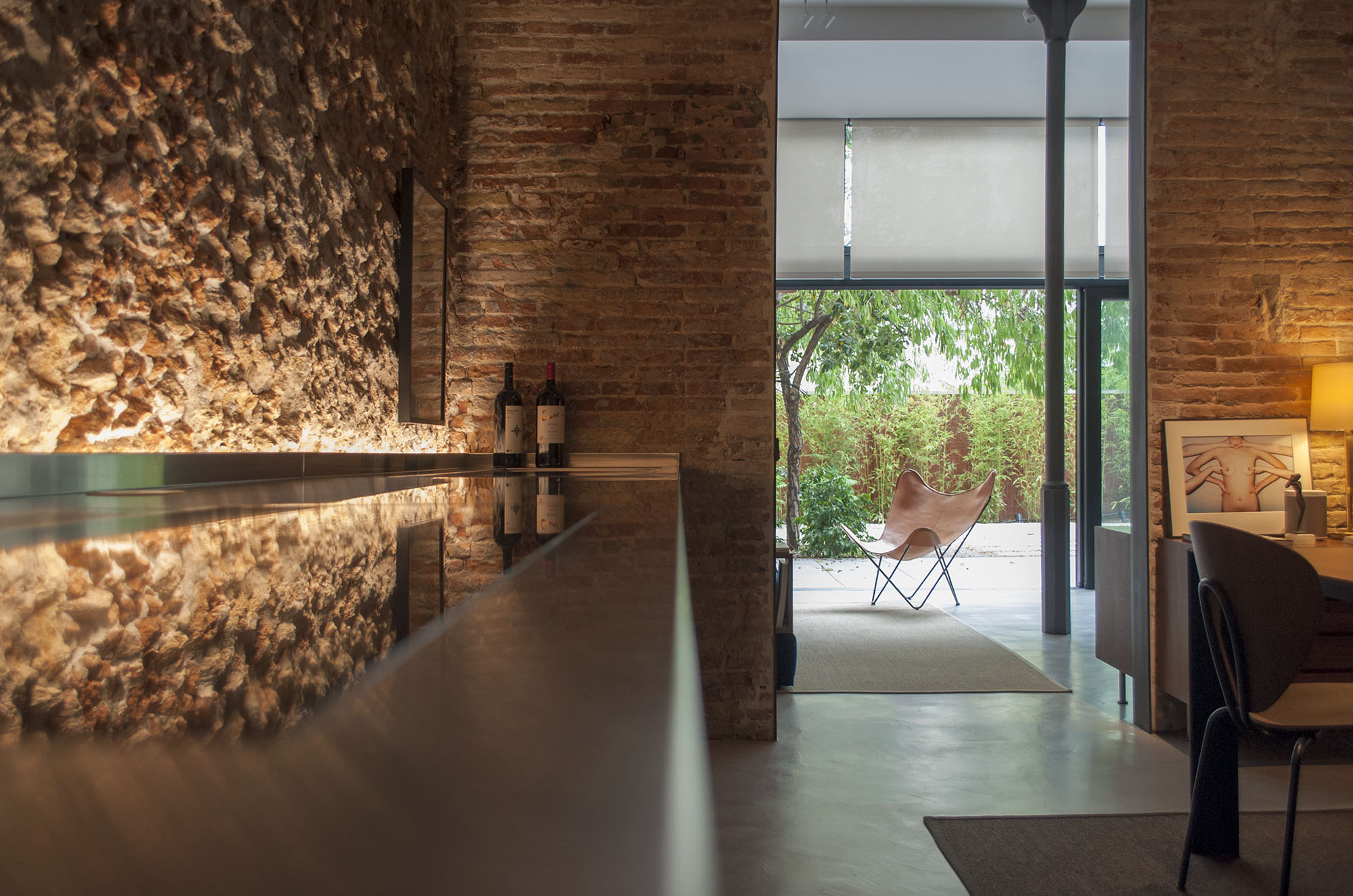 Simple Front Elevation Images : Architecture and interior design in sitges barcelona
