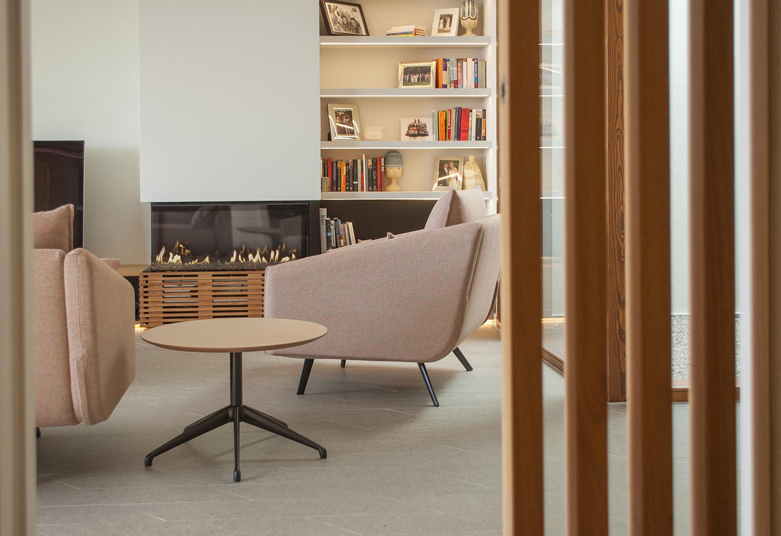 4 Architecture Sitges Interior Design Barcelona Living Room