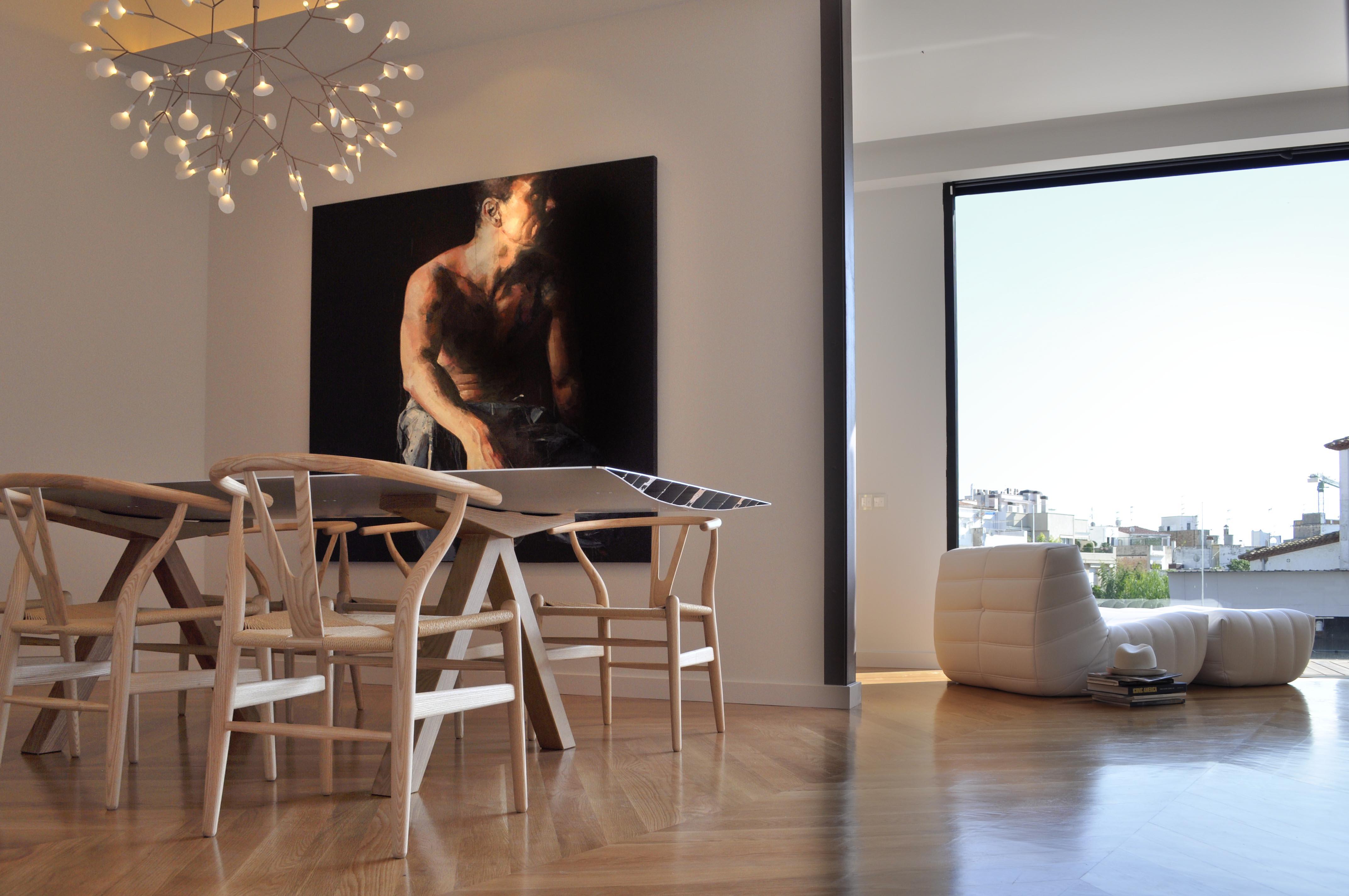 arquitectos-en-sitges-mesa-de-aluminio-bd-barcelona-architect-barcelona-sitges-dining-table