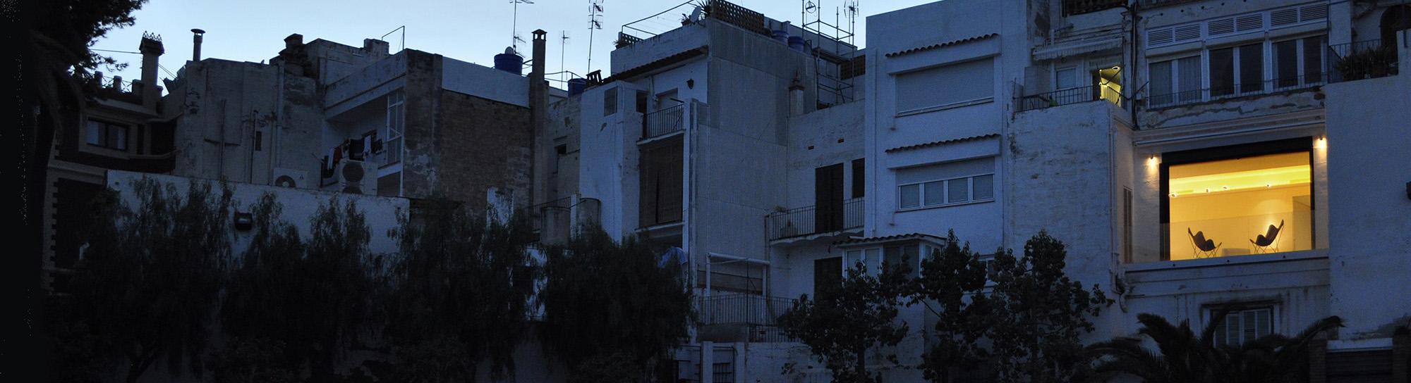 Renovacion de un edificio de interes patrimonial en el - Arquitecto sitges ...