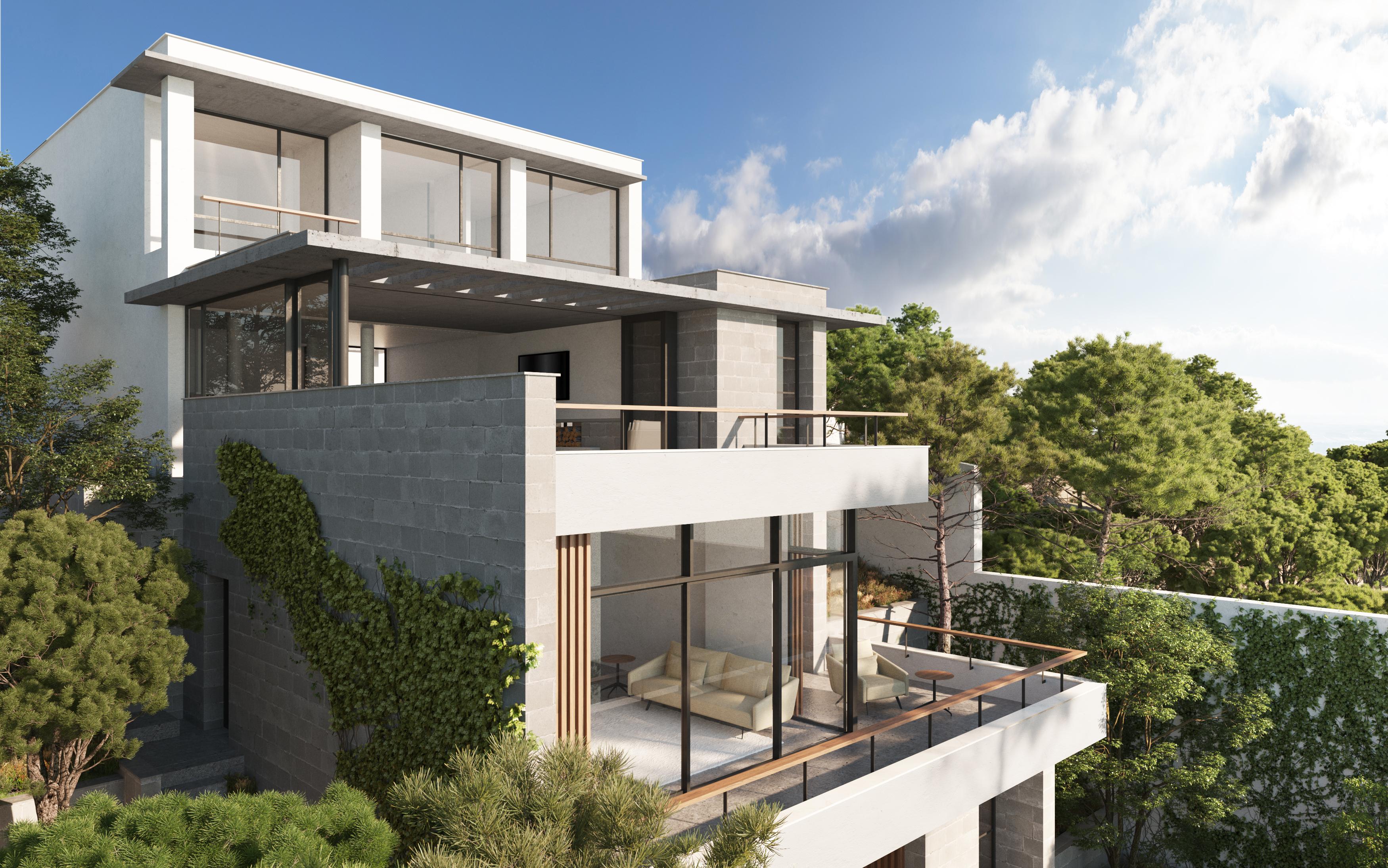 new-villa-vallpineda-la-plana-rardo-architects-arquitectos-sitges-barcelona