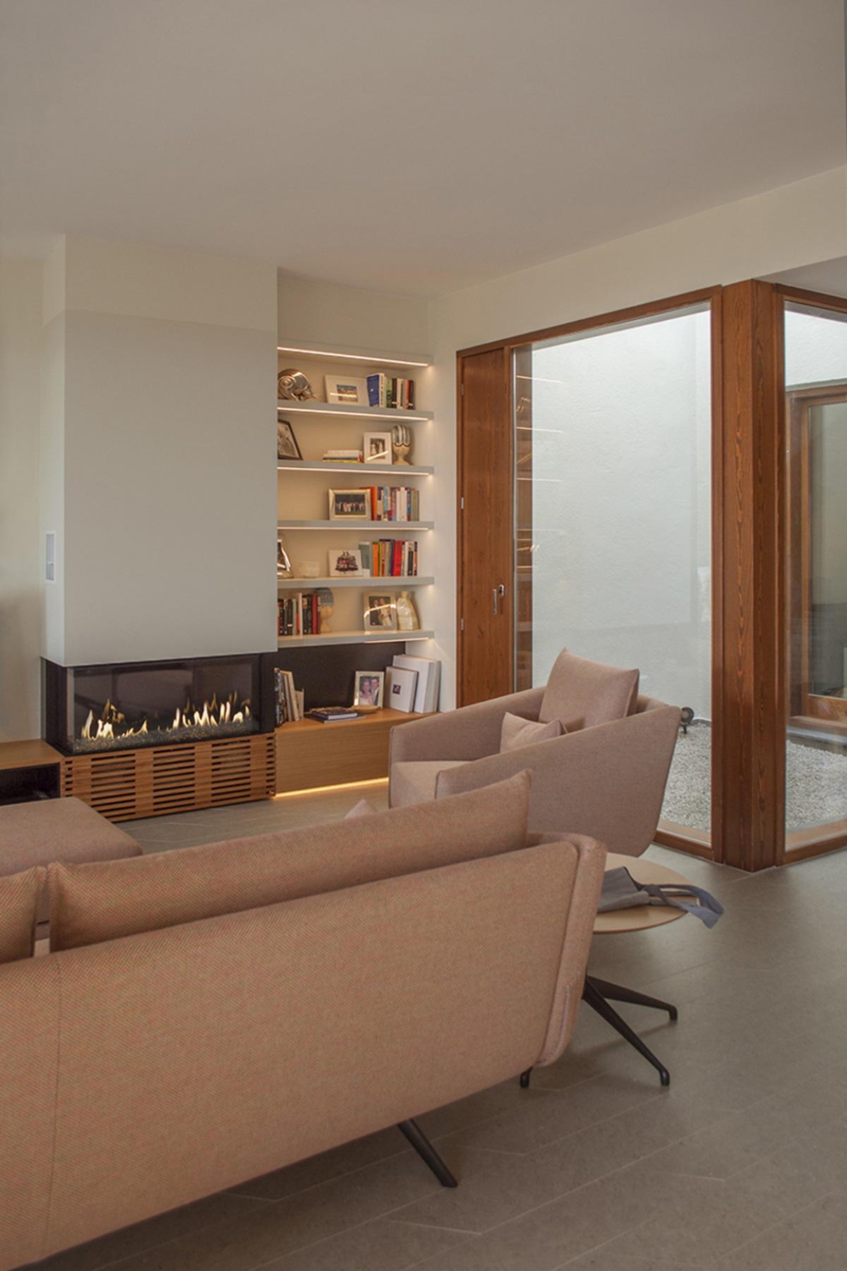 1 Architecture Sitges Interior Design Barcelona Living Room