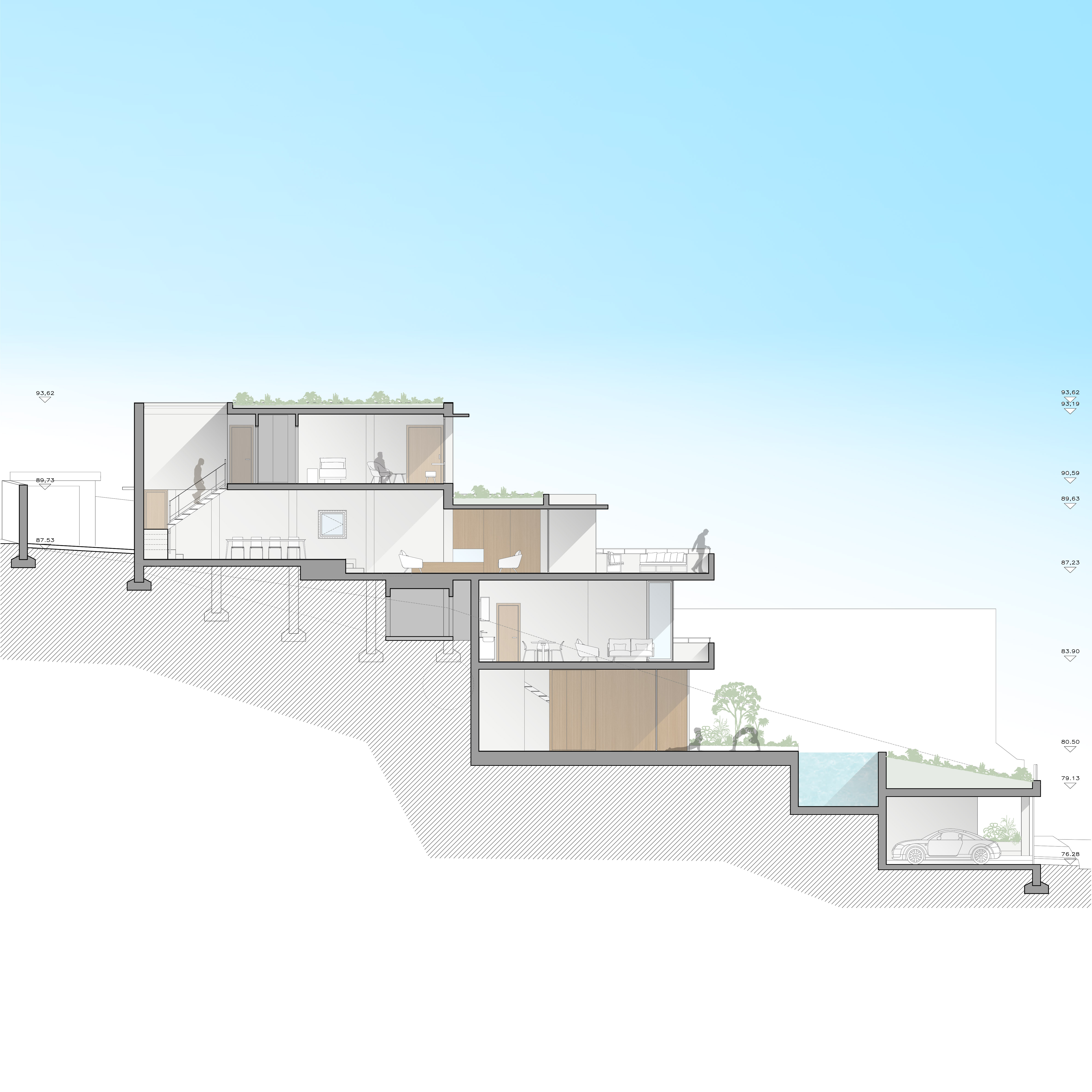 rardo architects in sitges and barcelona