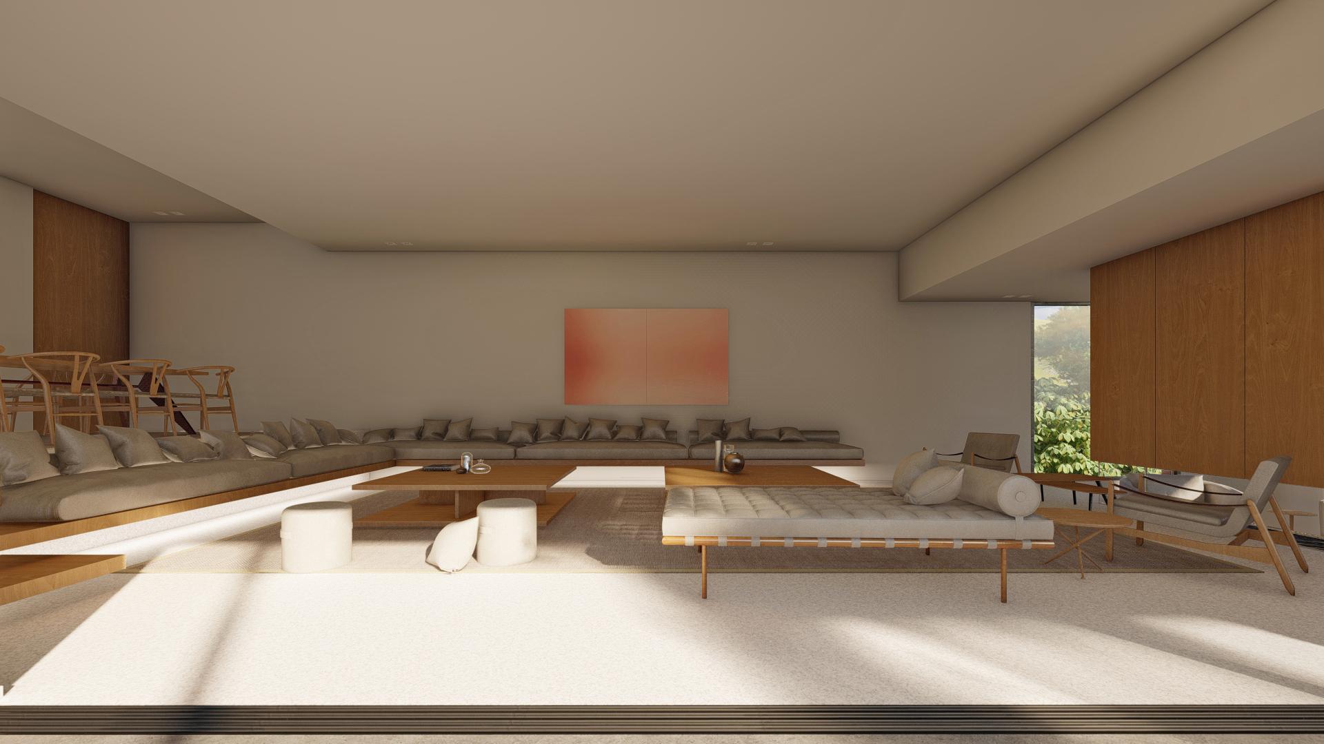 arquitectos en Madrid y barcelona casa de lujo en la costa