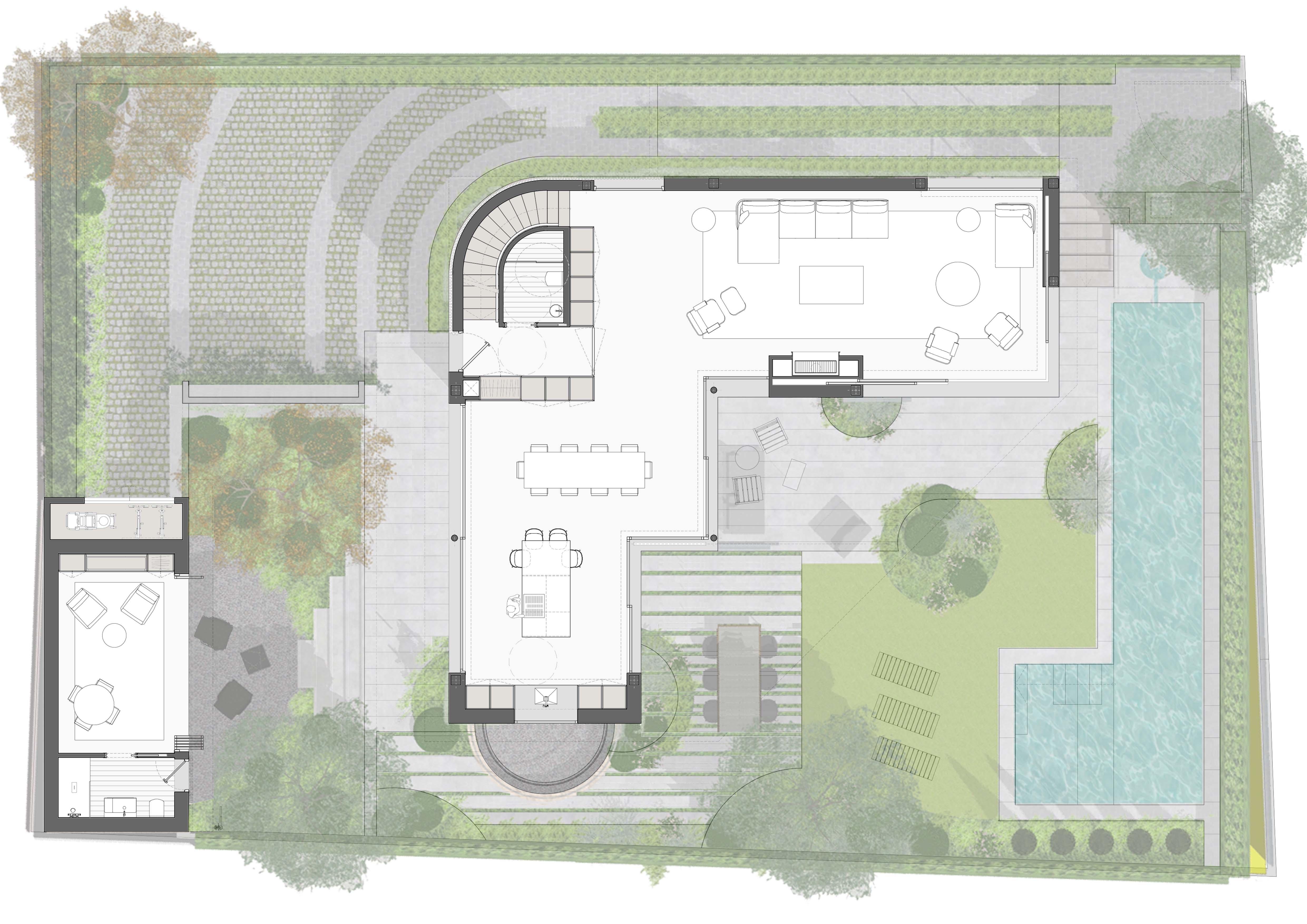 CASAS PASSIV HOUSE EN LA PLANA SITGES